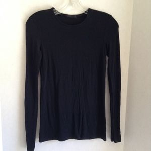 ATM Knitted Very Light Long Sleeve Tee Shirt NO TA